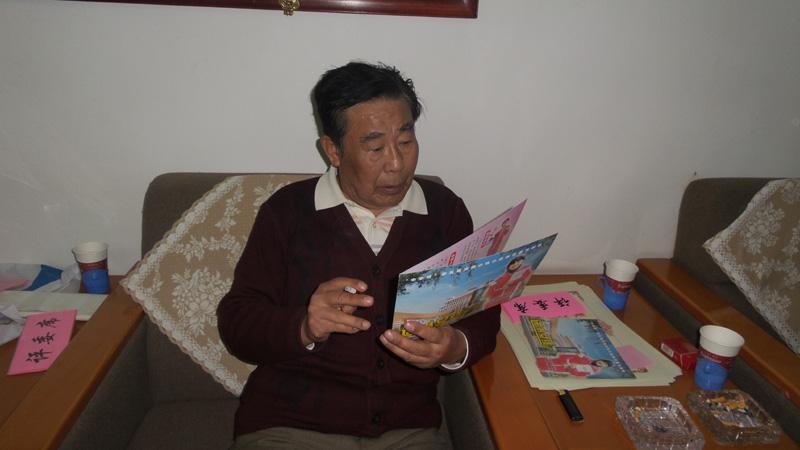 《送书女孩》获艺术表演大师李文启点赞并接受中央台采访